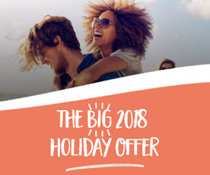The Big 2018 Holiday Offer